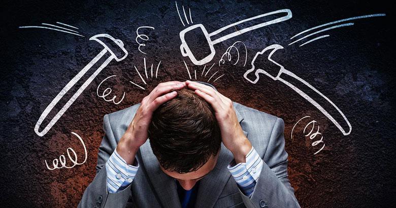 اثرات افکار منفی بر سلامت جسم و روان