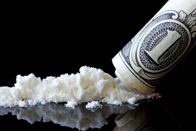 عوارض خطرناک مصرف کوکایین