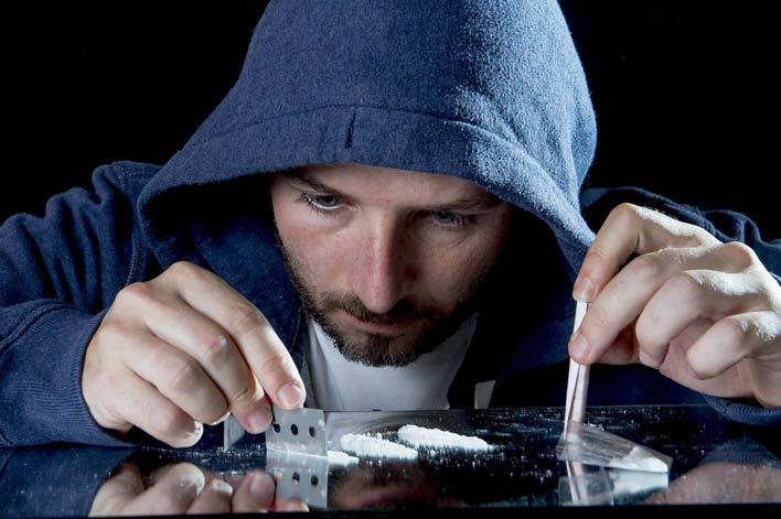 عوارض فوری بعد از مصرف کوکایین