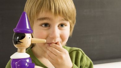 مشاوره درمان دروغگویی در کودکان
