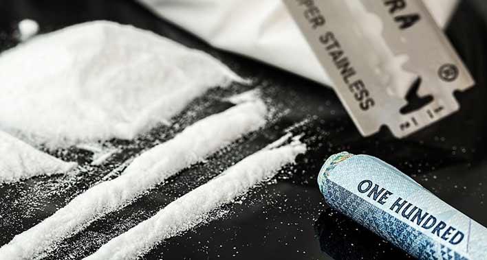 علائم و نشانه های معمول مصرف کوکائین