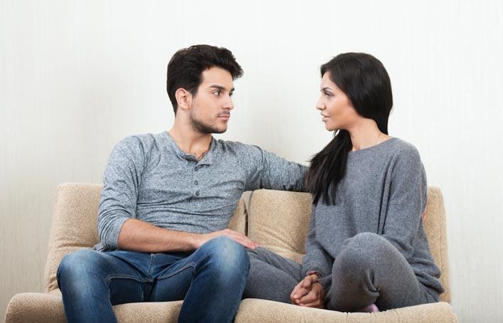 با همسرتان صحبت کنید