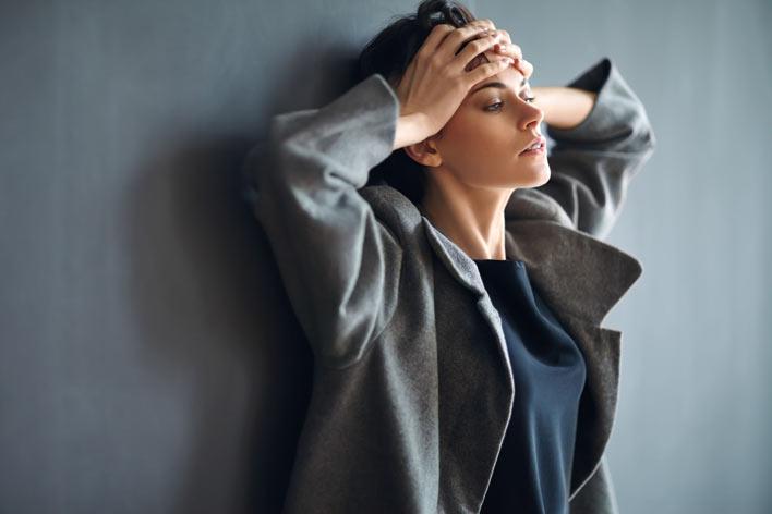 دلایل استرس ناگهانی در افراد