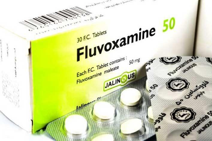 فلوکسامین/Fluvoxamine