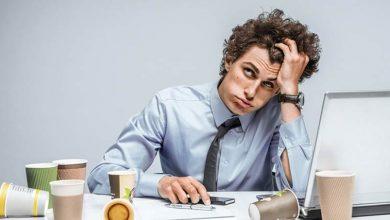 10 علت استرس شغلی و راهکار های مقابله با آن