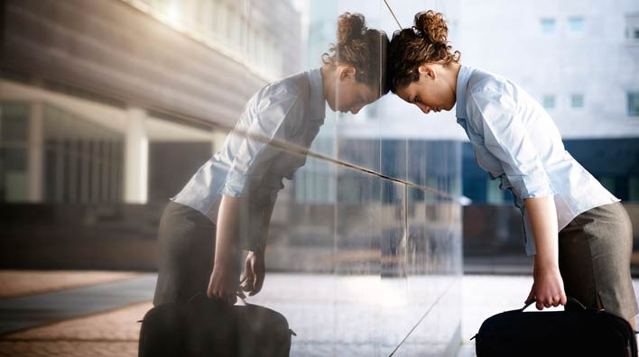 عوامل استرس زا در حیطه ی کاری و نحوه ی درمان آنها
