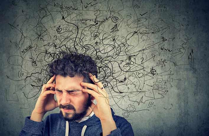 اختلال در عملکرد صحیح ذهن