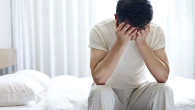 عوارض عجیب خود ارضایی در مردان