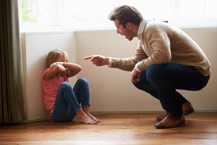 کتک زدن و تنبیه کودکان