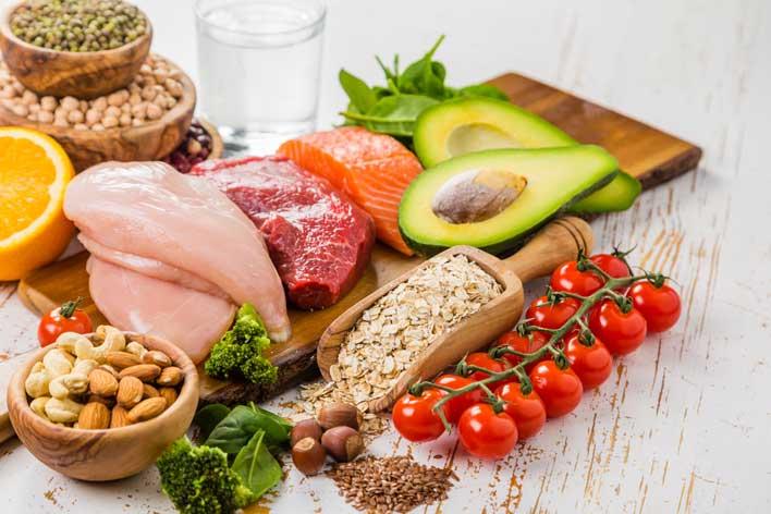 کمی روی به رژیم غذایی خود بیفزایید