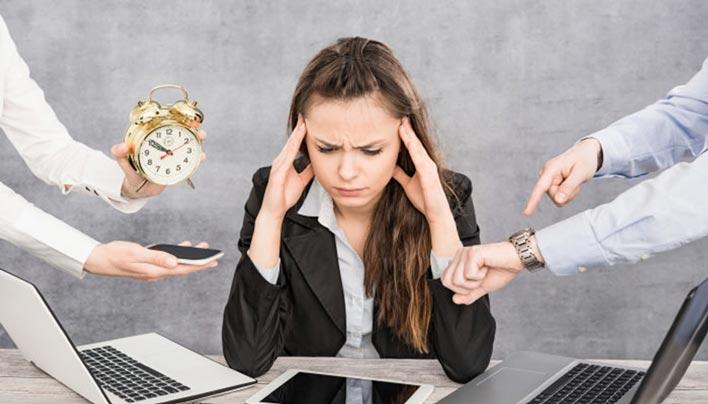 عوارض اضطراب بر بدن