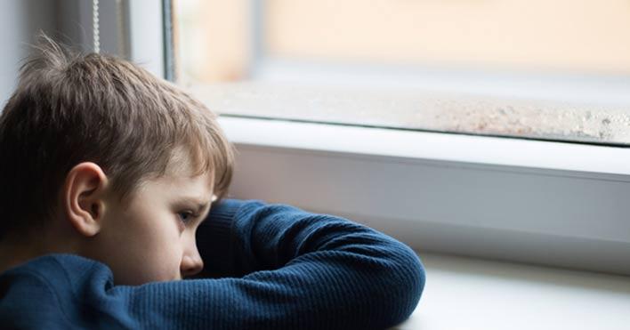 افسردگی فرزندان پسر پس از طلاق والدین