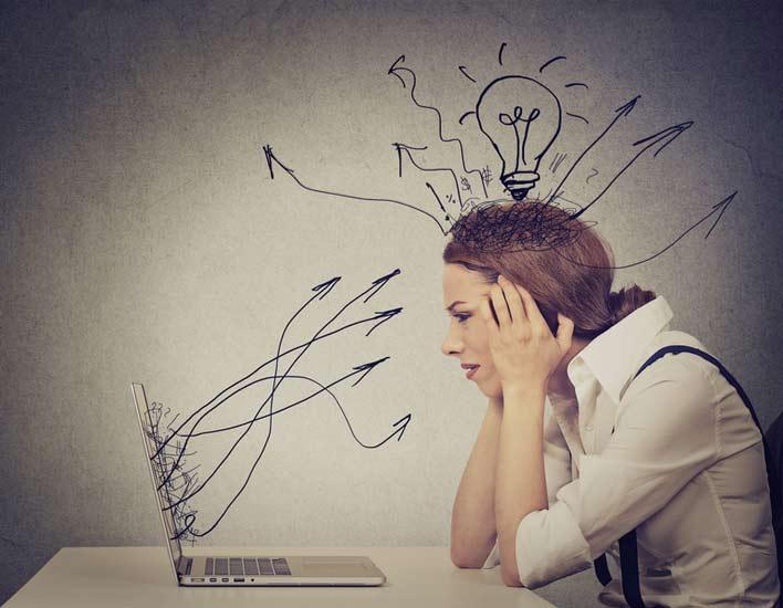اختلال استرس و اضطراب