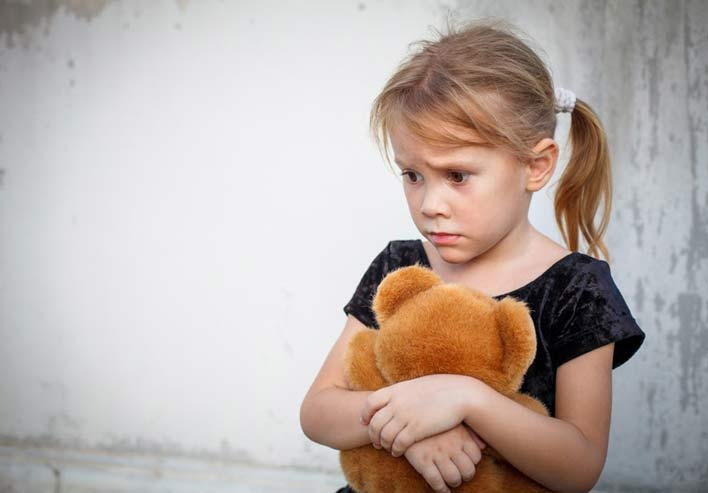 دلایل اصلی اضطراب در کودکان