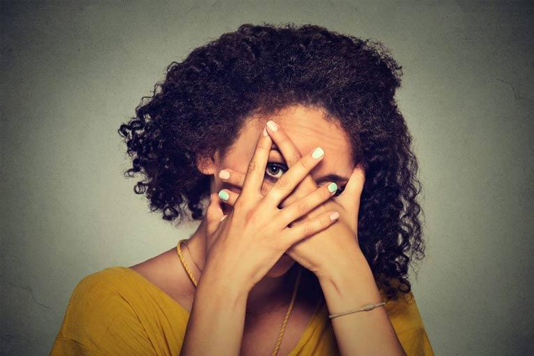 علائم اضطراب و استرس شدید