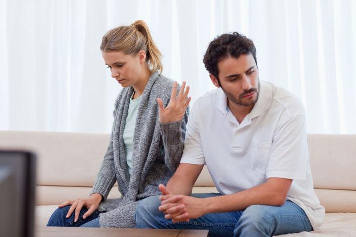 راههای مقابله با طلاق عاطفی