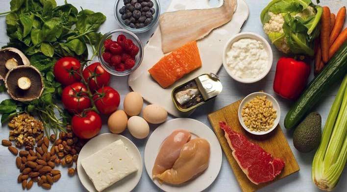 تغییر عادت های غذایی برای بهبود بی خوابی شبانه