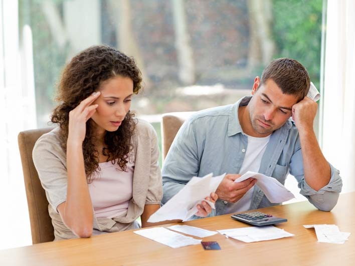 مشکلات مالی را در امر ازدواج جدی بگیرید