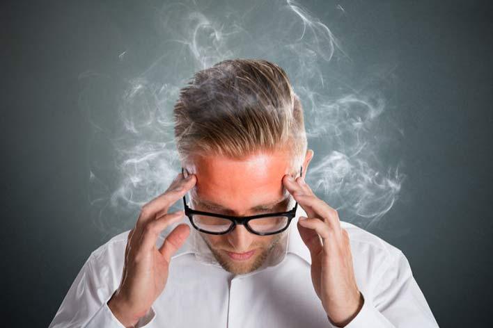 روش های کنترل خشم و پرخاشگری برای روان درمانی