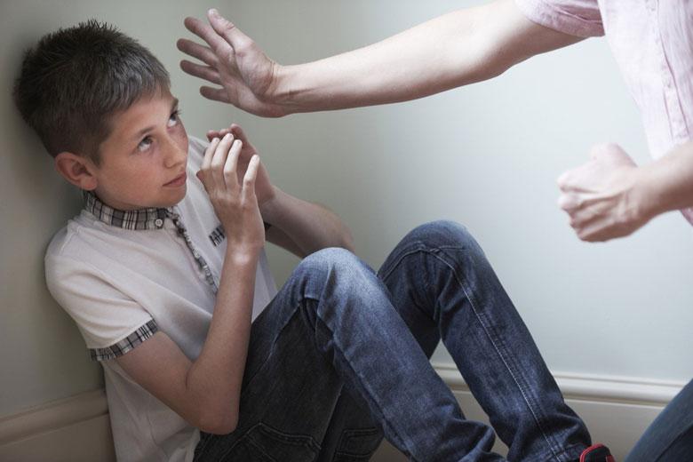 اثرات تنبیه بدنی در کودکان