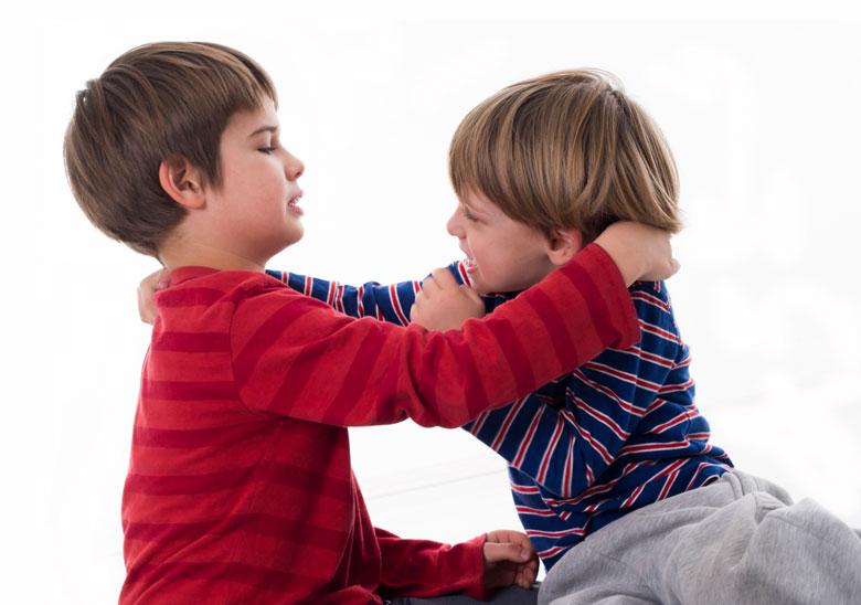 علتبد دهانی کودکان