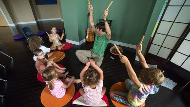 Photo of تاثیر موسیقی درمانی در کودکان اوتیسم