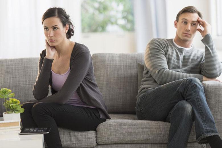عوامل تاثیرگذار بر کاهش عشق و علاقه در روابط زوجین