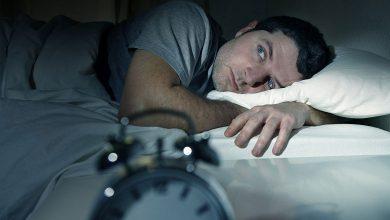 عوارض بی خوابی شبانه چیست