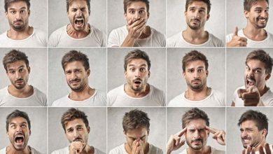 انواع زبان بدن در زنان و مردان