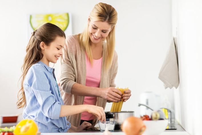 برقراری ارتباط صمیمی با فرزند