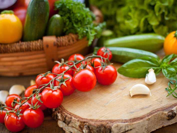 درمان استرس با کمک رژیم غذایی