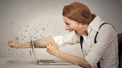 10راهکار موثر برای مدیریت خشم در کمترین زمان