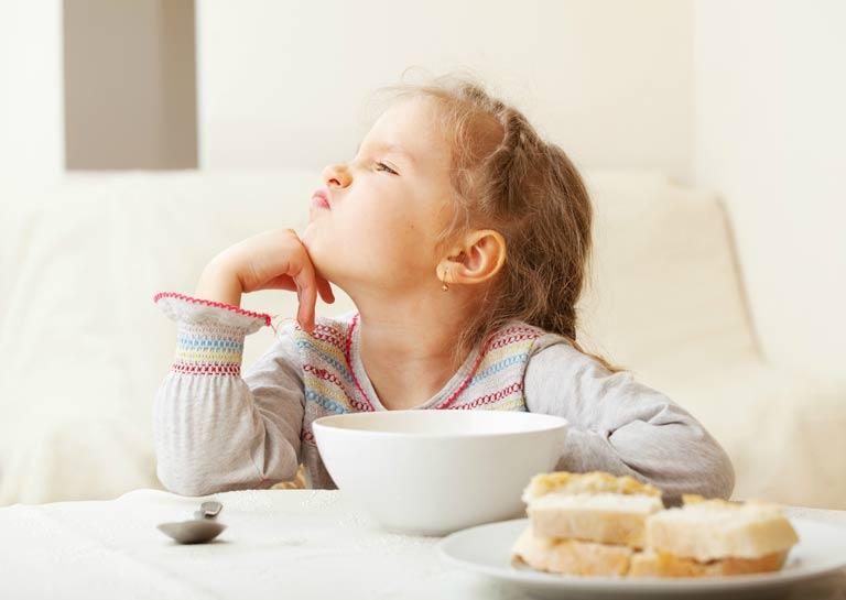 روش های موثر درمان بی اشتهایی کودکان