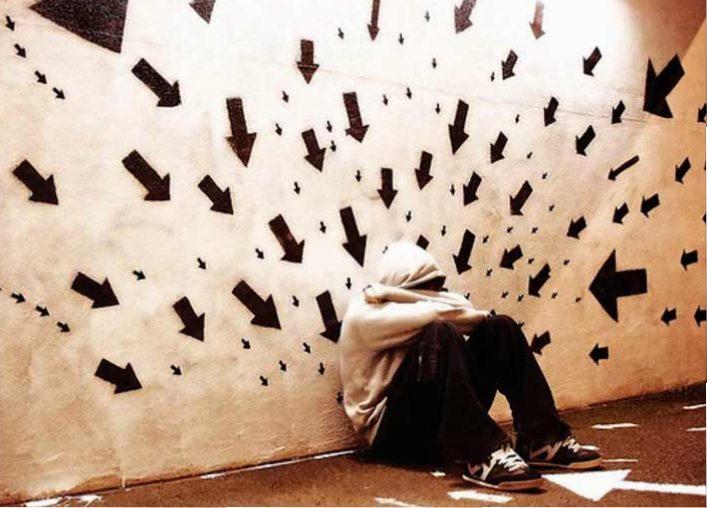 عوامل مؤثر در پیدایش افسردگی