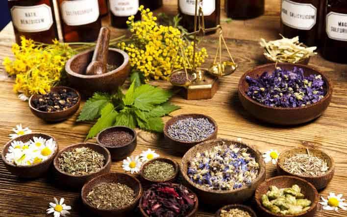 درمان افسردگی با گیاهان دارویی