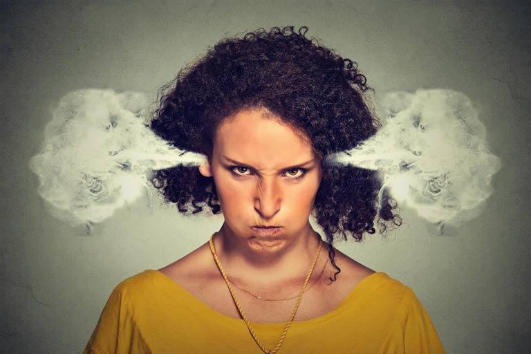 10 راه کنترل عصبانیت و خشم در کمترین زمان ، عصبی شدن