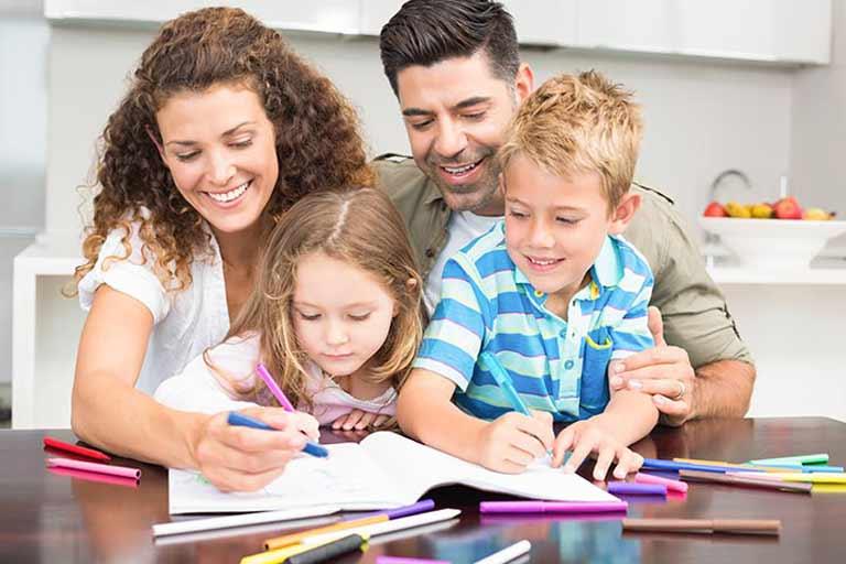 مشاوره کودک و روش های صحیح تربیت فرزند