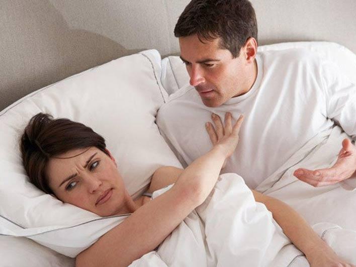 کاهش میل جنسی
