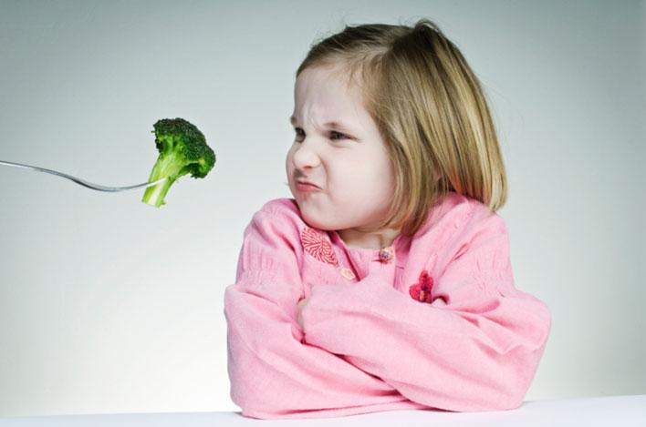 روشهای پیشگیری از بی اشتهایی کودکان