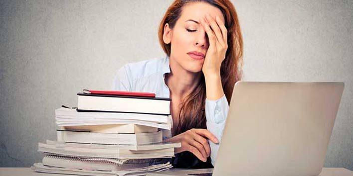 علل استرس چیست؟