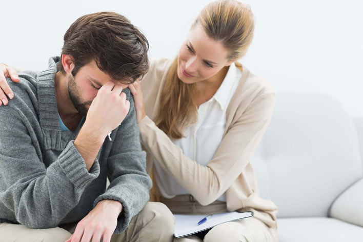 کارهایی که در یک جلسه مشاوره افسردگی انجام می شود