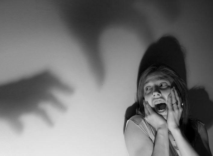 ترس از مرگ و اضطراب