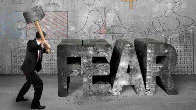 غلبه بر ترس ، 10 راهکار معجزه آسا برای غلبه بر ترس