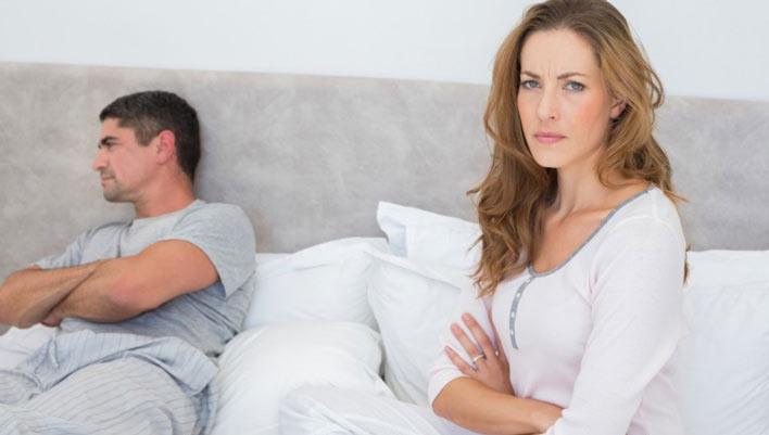 باید و نباید خانم ها در هنگام رابطه جنسی