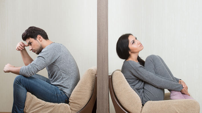 تفاوت سطح نیاز به رابطه جنسی در بین همسران