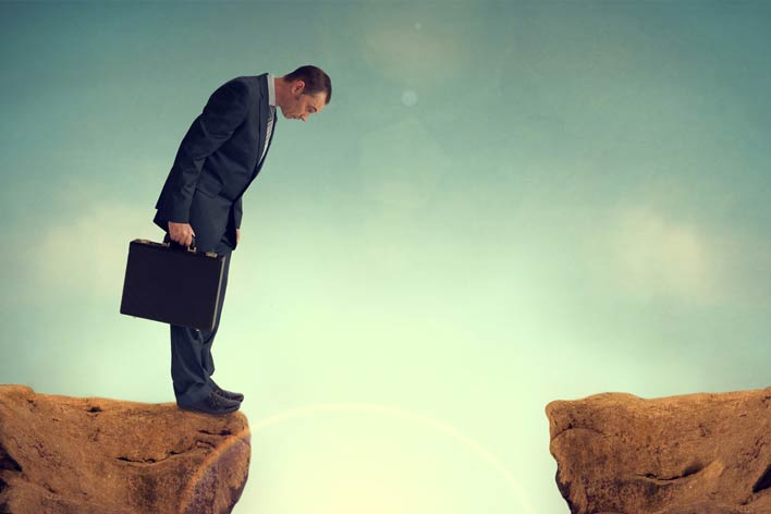 آکرو فوبیا یا ترس از ارتفاع