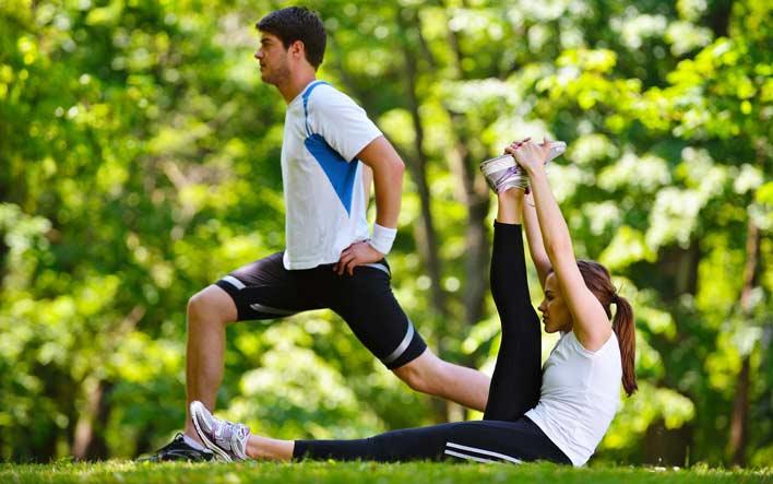 ورزش منظم داشته باشید