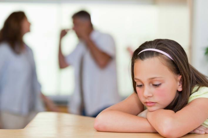 احساس بلاتکلیفی در فرزندان طلاق