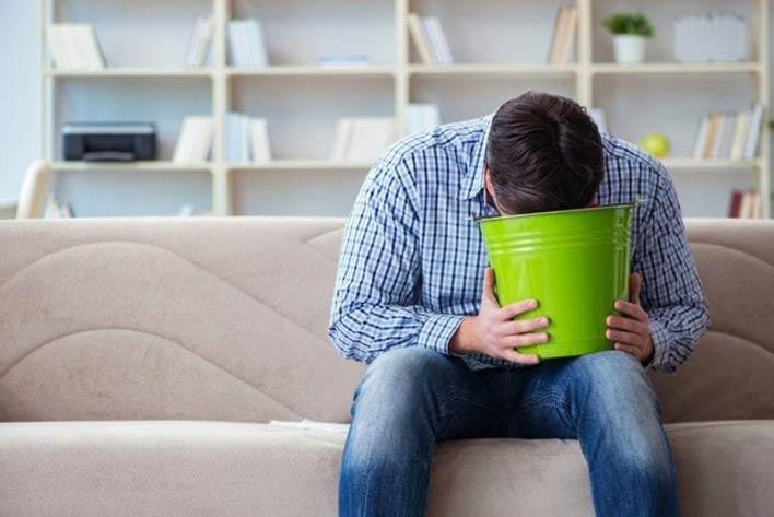 مسمومیت با مصرف شربت متادون