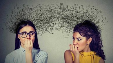فرق استرس و اضطراب چیست؟